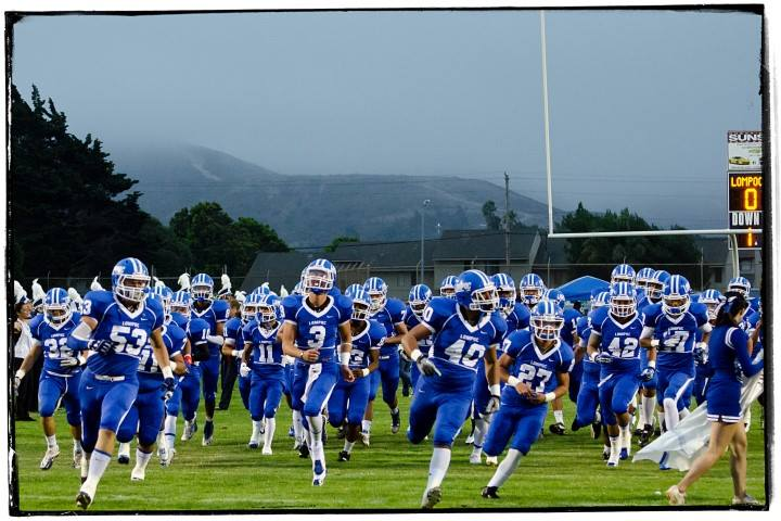 LHS Braves, 2013. Photo submitted by Lynda Leonard.